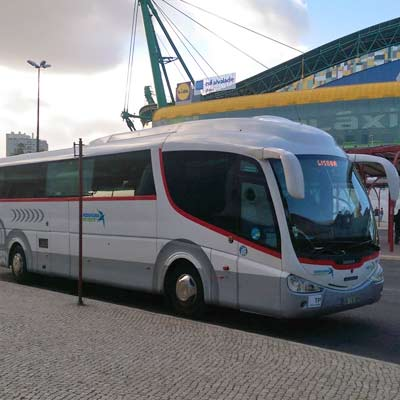 Lisbon to Obidos bus