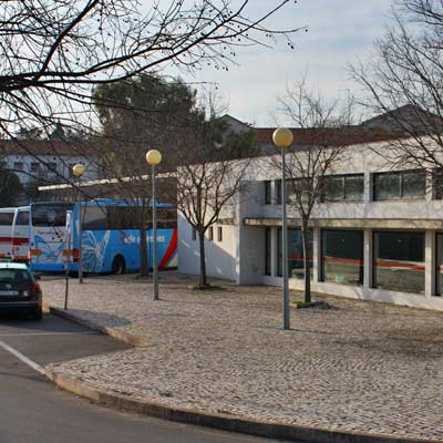 Elvas bus station