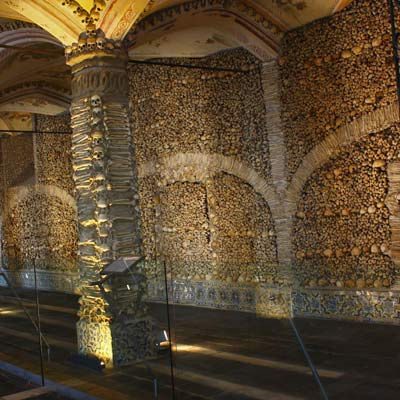 bone chapel evora