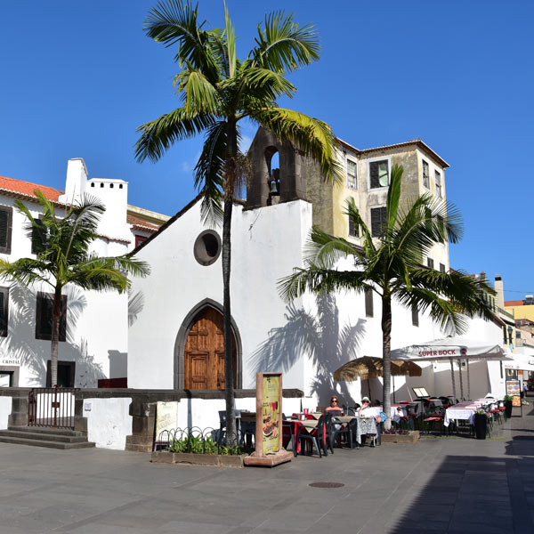 Historic centre of Funchal