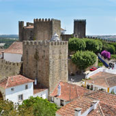 sights and activities in Obidos