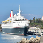 Cruise Ship Madeira