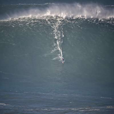 Nazare Portugal Surfing